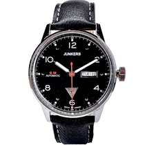 Junkers pre-owned Automatic 42mm Black Mineral Glass 10 ATM