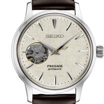 Seiko Steel 33.8mm Automatic SSA781J1 new United States of America, New Jersey, River Edge