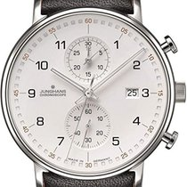 Junghans FORM C Steel 40mm Silver United States of America, New Jersey, River Edge