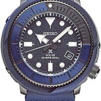 Seiko Prospex Steel 46.2mm Blue No numerals United States of America, New Jersey, River Edge