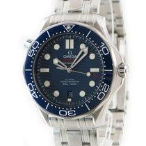 Omega Seamaster Diver 300 M Blau