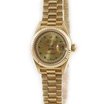 Rolex Lady-Datejust Oro amarillo Oro