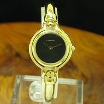 Lorenz Yellow gold 24.7mm Quartz pre-owned