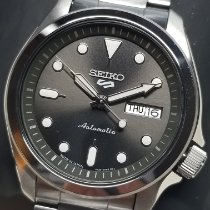 Seiko 5 Sports Steel 40mm Grey United States of America, California, El Monte
