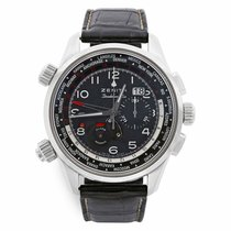 Zenith El Primero Doublematic Steel 45mm United States of America, New York, New York