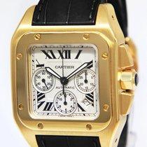 Cartier Santos 100 2741 pre-owned