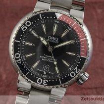 Oris Divers Titan Titanium 44mm Black