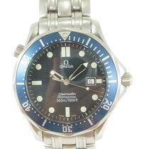 Omega 2541.80 Zeljezo 2002 Seamaster 41mm rabljen