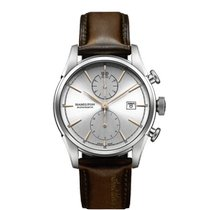 Hamilton Spirit of Liberty Zeljezo 42mm Srebro