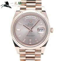 Rolex Day-Date 40 Oro rosa 40mm