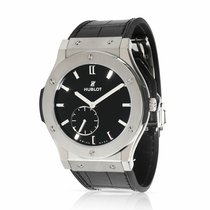 Hublot Classic Fusion Ultra-Thin Steel 45mm Black United States of America, New York, New York