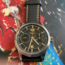 Habring² Steel 42mm Automatic Chrono COS pre-owned