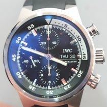 IWC Aquatimer Chronograph Aço 42mm Preto Sem números Portugal, Lisboa