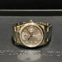 Rolex Day-Date 36 White gold 36mm Silver No numerals Singapore, Singapore