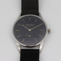 NOMOS Orion 38 Steel 38mm Blue No numerals
