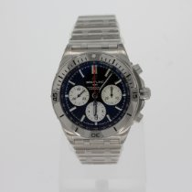 Breitling Chronomat AB0134101B1A1 Nieuw Staal 42mm Automatisch