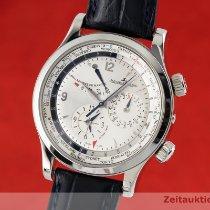 Jaeger-LeCoultre Master World Geographic Stahl 41.5mm Silber Deutschland, Chemnitz