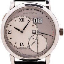 A. Lange & Söhne Platinum 41.9mm Manual winding 115.026 pre-owned United States of America, California, West Hollywood