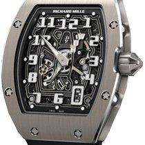 Richard Mille RM 67 RM67-01 Ti New Titanium 38.7mm Automatic