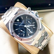 Audemars Piguet 25860ST.OO.1110ST.01 Steel 1999 Royal Oak Chronograph 39mm pre-owned