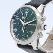 Montblanc 7263 Very good Steel 43mm Automatic