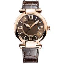 Chopard Imperiale 384221-5009 New Rose gold 36mm Quartz