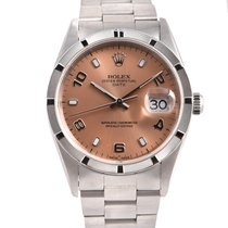 Rolex Oyster Perpetual Date 15210 Very good Steel 34mm Automatic