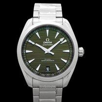 Omega Seamaster Aqua Terra Staal 41mm Groen