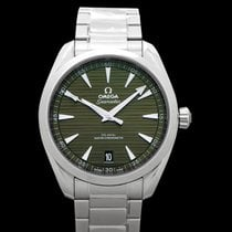 Omega Seamaster Aqua Terra Steel 41mm Green United States of America, California, Burlingame