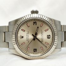 Rolex Oyster Perpetual 31 177234 Sehr gut Stahl 31mm Automatik