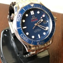 Omega Seamaster Diver 300 M Steel 41mm Blue No numerals United Kingdom, London
