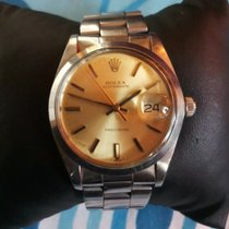 Rolex Oyster Precision Steel 34mm Yellow No numerals India, Mumbai