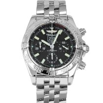 Breitling Blackbird Steel 44mm Black No numerals United States of America, Maryland, Baltimore, MD