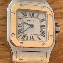 Cartier Santos Galbée Gold/Stahl 23mm Deutschland, Ansbach