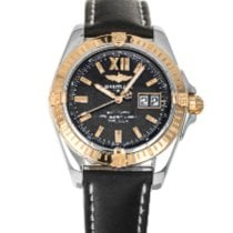 Breitling Cockpit Gold/Steel 41mm Black Roman numerals United States of America, Maryland, Baltimore, MD