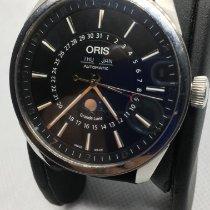 Oris Artix Complication Ceramic 43mm Blue No numerals