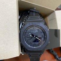 Casio G-Shock GA-2100-1A1 Unworn Carbon 48.5mm Quartz