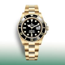 Rolex Submariner Date 116618LN New Yellow gold 40mm Automatic United States of America, New York, New York