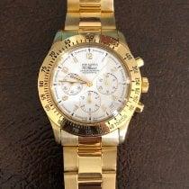 Zenith El Primero Chronograph Yellow gold 40mm White Arabic numerals
