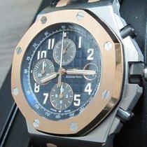 Audemars Piguet Royal Oak Offshore Chronograph nuevo 2020 Automático Cronógrafo Reloj con estuche y documentos originales 26471SR.OO.D101CR.01
