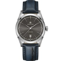 Hamilton Spirit of Liberty Steel 42mm Grey United States of America, Massachusetts, Florence