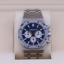 Audemars Piguet Royal Oak Chronograph Steel 41mm Blue No numerals United States of America, Tennesse, Nashville