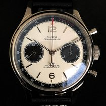 1963 mechanical Chronograph watches seagull movement 全新 钢 38mm 手动上弦 中国, 桂林