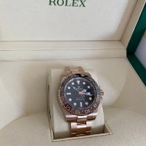 Rolex R/G 126715CHNR Rose gold 2020 GMT-Master II pre-owned United States of America, California, Los Angeles