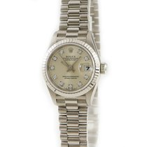 Rolex Lady-Datejust 69179G White gold Automatic