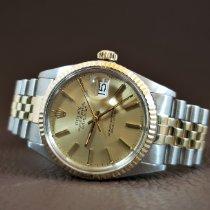 Rolex Gold/Stahl 36mm Automatik 16013 gebraucht