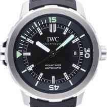 IWC Aquatimer Automatic neu 2021 Automatik Uhr mit Original-Box und Original-Papieren IW329001