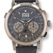 A. Lange & Söhne Datograph White gold 41mm Grey United States of America, New Hampshire, Nashua