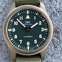 IWC Pilot's Watch Automatic 36 Bronze Green