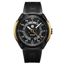 REC Watches Stahl 44mm Automatik 901-RWB-045 neu
